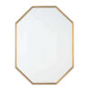 This item: Hale Natural Brass Wall Mirror