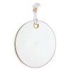 This item: Porter Natural Brass Mirror