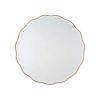 This item: Candice Gold Leaf Mirror