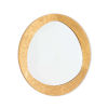 This item: Insignia Gold Leaf Mirror