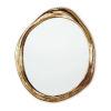 This item: Ibiza Antique Gold Mirror