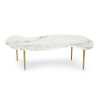 This item: Jagger White Cocktail Table