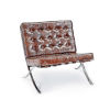 This item: Soho Brown Chair