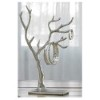 This item: Kindwer Silver Multi Branch Tree of Life Jewelry Holder