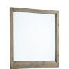 This item: Casablanca Brown Portrait Mirror