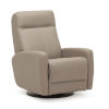This item: Vernon II Dillon Stratus Polyurethane Swivel Glider Chair