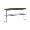 This item: Thiago Brown Console Table
