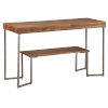 This item: Dawson Brown Console Table