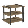 This item: Hamlin Natural Rectangle Chairside Table