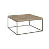 This item: Julien Square Coffee Table with Acacia Wood Top