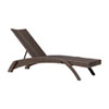 This item: Oasis Java Brown Outdoor Chaise Lounge
