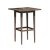 This item: Oasis Java Brown Outdoor Pub Table with Glass