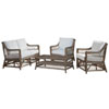 This item: Seaside Patriot Ivy Four-Piece Living Set with Cushion