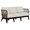 This item: Trinidad Birdsong Seamist Sofa with Cushion