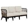 This item: Trinidad Canvas Natural Sofa with Cushion