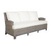 This item: Exuma Canvas Aruba Sofa with Cushion