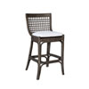 This item: Millbrook York Dove Barstool with Cushion