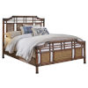 This item: Palm Cove Queen Antique Queen Bed