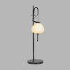 This item: Lecce Black LED Table Lamp Title 24