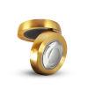 This item: Node Antique Brass LED Flush Mounted Downlight