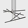 This item: Sirius Black Six-Light LED Pendant