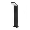 This item: Matte Black LED Outdoor Bollard