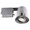This item: 510 LED Brushed Chrome Recessed Lighting Kit