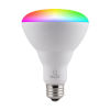 This item: Matte White Wi-Fi RGB LED Bulb