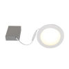 This item: White Wi-Fi LED Recessed Fixture Kit