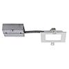 This item: Slim Matte White Integrated LED Recessed Lighting Kit