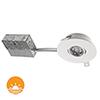This item: Slim Matte White LED Recessed Lighting Kit