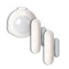 This item: White Smart Wi-Fi Sensor Kit