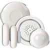 This item: White Smart Wi-Fi Condo Alarm Kit