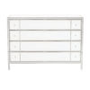 This item: Blanca White 48-Inch Drawer Chest