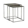 This item: Eaton Black Nesting Tables, Set of 2