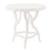 This item: Arbor White Chairside Table