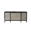 This item: Beauville Black Credenza