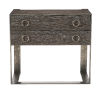 This item: Dixon Charcoal 34-Inch Nightstand