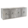 This item: Langley Gray Entertainment Console