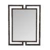 This item: Decorage Cerused Mink 38-Inch Mirror