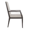 This item: Decorage Solid Ash and Cerused Mink Arm Chair