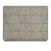 This item: Linea Gray Eight-Drawer Dresser