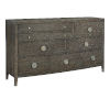 This item: Linea Charcoal Dresser