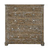 This item: Rustic Patina Peppercorn 50-Inch Chest