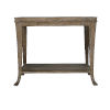 This item: Rustic Patina Peppercorn Rectangle End Table