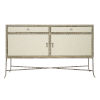 This item: Rustic Patina Sand Two-Doors Buffet