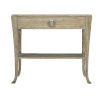 This item: Rustic Patina Sand Single Drawer Nightstand