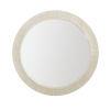 This item: Light Gray East Hampton Round Mirror