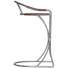 This item: Newhall Gray 32-Inch Counter Stool