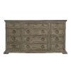 This item: Taupe Canyon Ridge Dresser